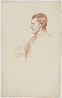 Stephen Phillips, by William Rothenstein - NPG D40197