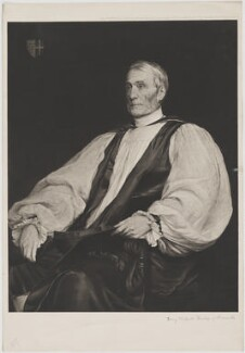 Henry Philpott, published by Boussod, Valadon & Co, after  Walter William Ouless, (1884) - NPG D40211 - © National Portrait Gallery, London