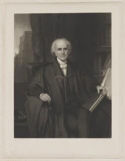 John Hothersall Pinder, by Samuel Cousins, after  Sir William Boxall - NPG D40224