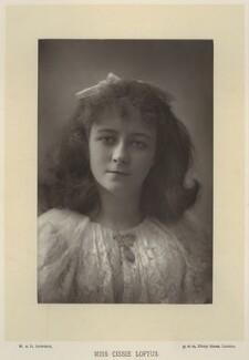 Cecilia ('Cissie') Loftus, by W. & D. Downey, published by  Cassell & Company, Ltd - NPG x134584