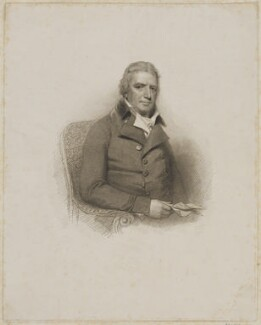 George Rose, by Giovanni Vendramini, after  William Evans, after  Sir William Beechey - NPG D39872