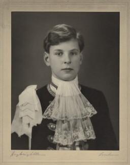 F.J. Pickett, by Hay Wrightson - NPG x134596