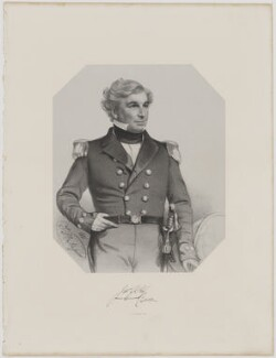 Sir James Clark Ross, by Thomas Herbert Maguire, printed by  M & N Hanhart - NPG D39878