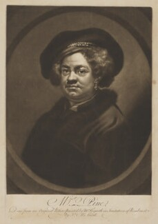 John Pine, by James Macardell, after  William Hogarth - NPG D40225