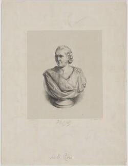 William Stewart Ross, by Alexander Chisholm, after  Joseph Durham - NPG D39885