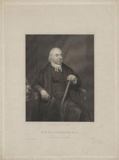 Robert Hankinson Roughsedge, by Edward A. Smith, printed by  McQueen (Macqueen), after  Joseph Allen - NPG D39894