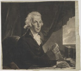 William Pitt, by Johann Gerhard Huck, after  Karl Anton Hickel - NPG D40238