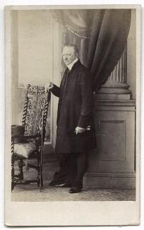 John Bird Sumner, by Caldesi, Blanford & Co - NPG x134609