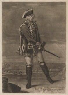 John Pixley, by John Faber Jr, after  David Morier - NPG D40256