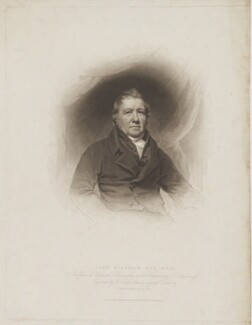 John Playfair, by R. Cooper, published by  T. Cadell & W. Davies, after  Sir Henry Raeburn - NPG D40266