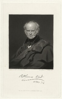 Robert Plumer Ward, by Charles Turner, published by  John Murray, after  Henry Perronet Briggs - NPG D40280