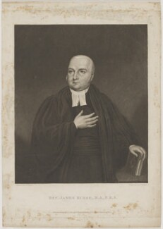 James Rudge, by Henry Meyer, published by  D. Rymer, after  W. Dixon - NPG D39915