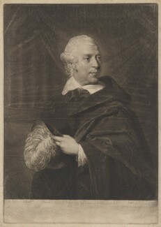 George Pochin, by and published by John Dean, after  Matthew William Peters - NPG D40287
