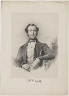 Evelyn Henry Frederick Pocklington, by Edward Morton, printed by  Hullmandel & Walton, after  George Richmond - NPG D40288