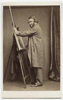 Edward Matthew Ward, by John & Charles Watkins - NPG x134641