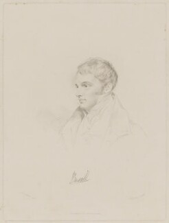 John Russell, 1st Earl Russell, by Frederick Christian Lewis Sr, published by  William Bernard Cooke, after  Joseph Slater - NPG D39923