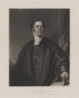 John Russell, by William Say, published by  Martin Colnaghi, after  Benjamin Rawlinson Faulkner - NPG D39931
