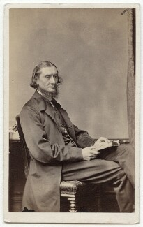 Called Sir W. Bowman, by Lucas Brothers - NPG Ax11950