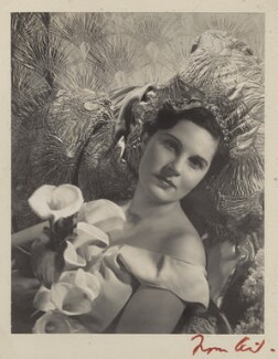 Lady Alexandra Henrietta Louisa Haig (later Alexandra Trevor-Roper, Lady Dacre), by Cecil Beaton - NPG x134556