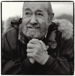 Wally Herbert, by Joanna Vestey - NPG x134564