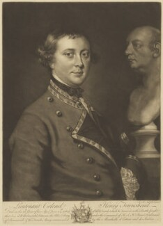 Henry Townshend, by James Macardell, probably after  Sir Joshua Reynolds - NPG D40075