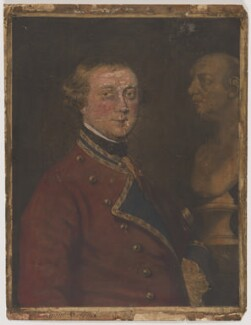 Henry Townshend, by James Macardell, probably after  Sir Joshua Reynolds - NPG D40305