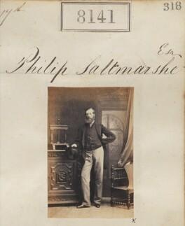 Philip Saltmarshe, by Camille Silvy - NPG Ax57959