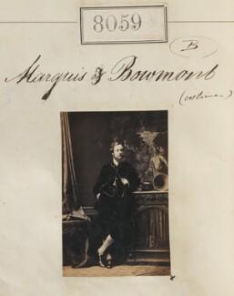 James Henry Robert Innes-Ker, 7th Duke of Roxburghe, by Camille Silvy - NPG Ax57893