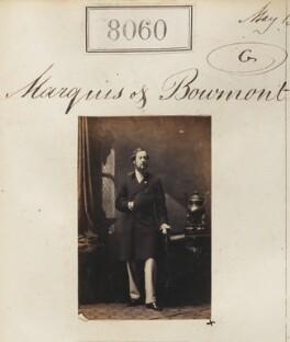 James Henry Robert Innes-Ker, 7th Duke of Roxburghe, by Camille Silvy - NPG Ax57894