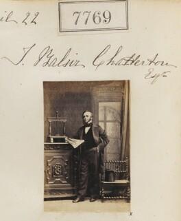 John Balsir Chatterton, by Camille Silvy - NPG Ax57608