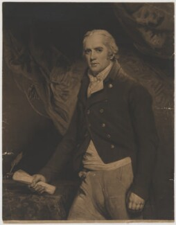 Henry Thornton, by James Ward, after  John Hoppner, 1802 - NPG D40312 - © National Portrait Gallery, London