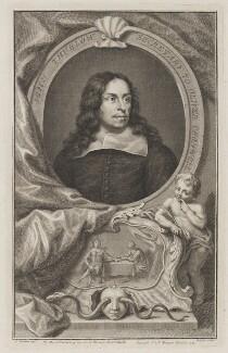 John Thurloe, by Jacobus Houbraken, published by  John & Paul Knapton, after  Samuel Cooper - NPG D40321