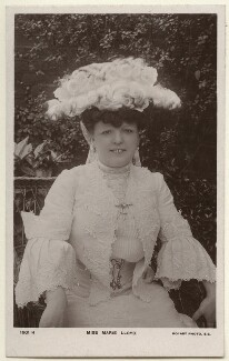 Marie Lloyd, published by Rotary Photographic Co Ltd - NPG Ax160003