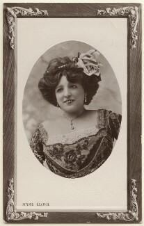 Marie Lloyd, by Alfred Ellis & Walery - NPG Ax160005