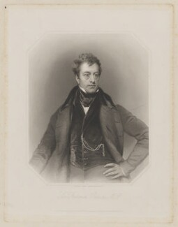 Sir (Jonathan) Frederick Pollock, 1st Bt, by John Henry Robinson, published by  R. Ryley, and published by  James Fraser, and published by  Sir Francis Graham Moon, 1st Bt, after  Thomas Phillips, 1838 - NPG D40300 - © National Portrait Gallery, London