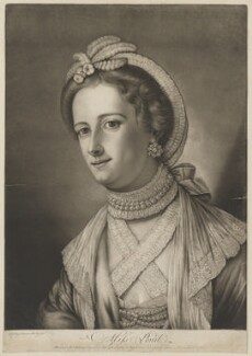 Miss Pond, by and published by Jonathan Spilsbury - NPG D40339