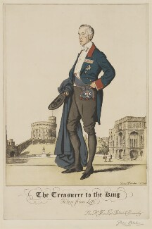 Frederick Edward Grey ('Fritz') Ponsonby, 1st Baron Sysonby, by George Belcher - NPG D40340