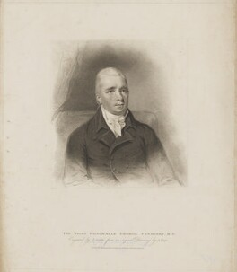 George Ponsonby, by James Godby, published by  T. Cadell & W. Davies, after  Alexander Pope - NPG D40341