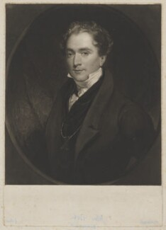 John Poole, by George Clint, after  Henry William Pickersgill - NPG D40345