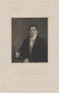James Poore, by Thomas Anthony Dean, published by  Thomas Griffiths, after  E.F. Lambert - NPG D40347
