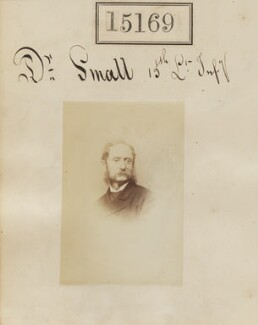 John Small, by Camille Silvy - NPG Ax63410
