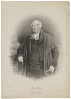 Joseph Thexton, by James Dickson, printed by  M & N Hanhart, after  William Bowness - NPG D40405