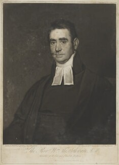 William Thistlethwaite, by Samuel William Reynolds, published by  Agnew & Zanetti, after  Henry Wyatt - NPG D40407