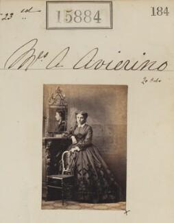 Cleopatra Avierino (née Ralli), by Camille Silvy - NPG Ax63814
