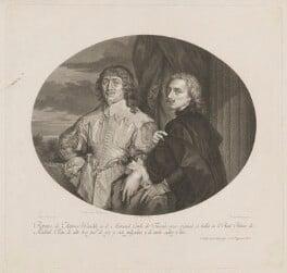 Endymion Porter; Sir Anthony van Dyck, by Fernando Selma, after  Sir Anthony van Dyck - NPG D40363