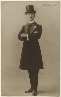 Whit Cunliffe, by Unknown photographer - NPG Ax160030