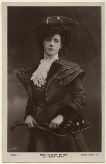 Clarice Mayne in 'Humpty Dumpty', by Bassano Ltd, published by  Rotary Photographic Co Ltd - NPG Ax160035