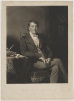 Inigo Freeman Thomas, by Thomas Goff Lupton, after  Henry Perronet Briggs, (1840) - NPG D40408 - © National Portrait Gallery, London