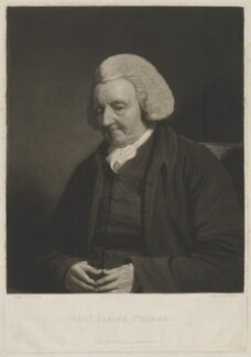 James Thomas, by Thomas Goff Lupton, published by and after  James Lonsdale - NPG D40410