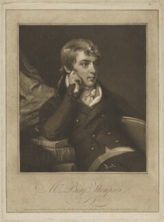Benjamin Thompson, by and published by John Raphael Smith - NPG D40419